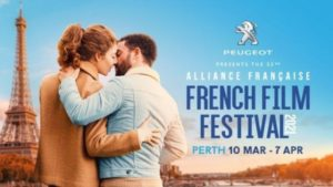 The West Australian – Win 1 of 25 double passes to the Alliance Francaise French film festival