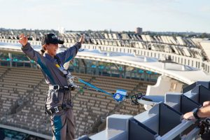 The West Australian – Win 1 of 4 double passes to the Optus Stadium roof climb experience