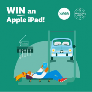 Xero – Win an Apple ipad