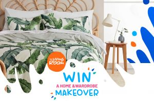10play – Win 1 of 5 Harris Scarfe vouchers valued at $2,000 each