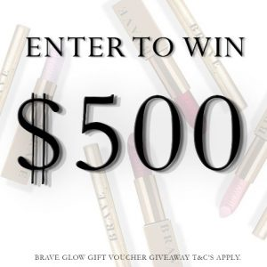 Brave Glow – Win $500 to spend on Brave Glow products