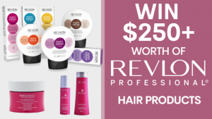 Channel Seven – Sunrise Family Newsletter 'Revlon Professional' – Win Hair products prize package valued at $250.png