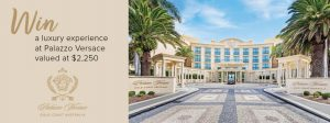 Cove Magazine – Win a 2-night stay for 2 in a Lagoon Suite and meals