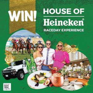 Gold Coast Turf Club – Win a House of Heineken Raceday Experience for 6 people