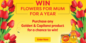 Hive & Wellness Australia – Mother's Day – Win 1 of 10 Interflora vouchers valued at $2,000 each