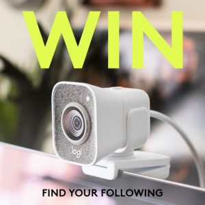 Logitech – Win a StreamCam
