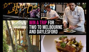 Network 10 – Visit VIC – MasterChef – Win a major prize of a trip for 2 to Melbourne OR 1 of 10 minor prizes of a Premium Victoria produce hamper each