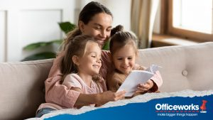 Nova – Officeworks – Mother's Day – Win 1 of 10 Officeworks gift cards valued at $200 each