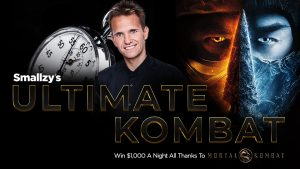 Nova106.9 – Smallzy's Ultimate Kombat – Win 1 of 4 cash prizes valued at $1,000 each