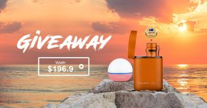 Olight Australia – Win a Baton 3 Orange Premium and a Obulb Pink