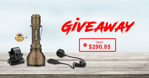 Olight Australia – Win a prize pack valued at $290