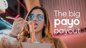 Payo App – Win 1 of 5 payo credits to spend on Restaurants, Cafes & Bars in Brissy