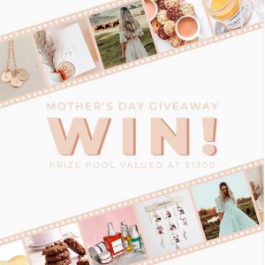 T Leaf Collections – Win a Mother's Day prize pack for your and your bestie