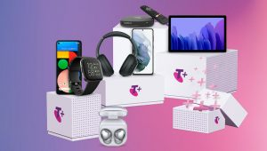 Telstra – Plus Open Up – Win instant win prizes