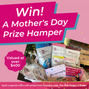 The Laundry Lady – Win a Mother's Day prize pack