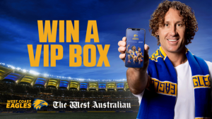 The West Australian – Win the ultimate footy experience at Optus Stadium for 8 people