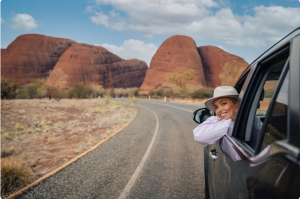 Tourism NT – Territory Tourism 'Drive The NT' – Win a $10,000 Drive Getaway to the NT
