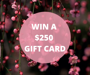 Turn Back Time Beauty – Win 1 of 2 gift cards valued at $250 each
