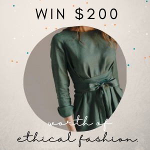 Velvety – Win $200 worth of Ethical Fashion