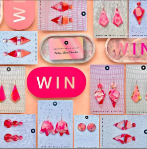 Aberline Belle Design – Win 1 of 5 vouchers to spend on store