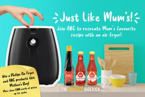 Asian Inspirations – Win a Philips Air Fryer