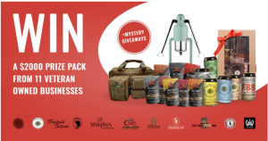 Aussie Veterans Coffee Co. – Win a huge prize pack valued at $2,000