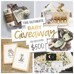 Bebe Robe – Win the Ultimate Baby prize pack