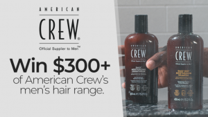 Channel 7 – Sunrise Family Newsletter – Win a Hair Care prize pack valued over $300