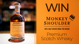 Channel Seven – Sunrise – Win 1 of 6 bottles of Monkey Shoulder Whiskey