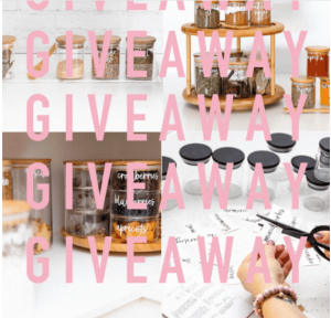 Cove Leaning – Win the ultimate kitchen prize pack