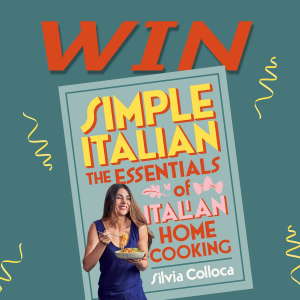 D'Orsogna – Win 1 of 3 signed recipe cookbooks Simple Italian by Silvia Colloca