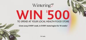 Fusion Health – Win 1 of 60 gift vouchers valued at $500 each