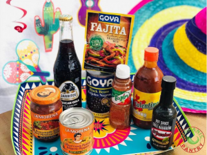 Hispanic Pantry – Win a Mexican goodies prize pack