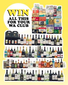 Liquor Barons – Win a stocked bar for your club