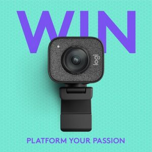 Logitech – Win a StreamCam valued at $279