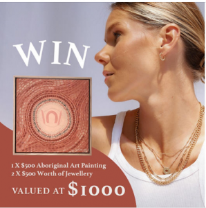 Nicole Fendel Jewellery – Win a $500 voucher