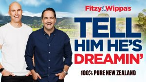 Nova – Tell Him He's Dreaming – Win 1 of 5 trips for 2 to New Zealand