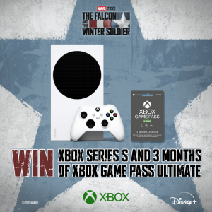 Pedestrian – Win Xbox Series S Console and controller PLUS a 3-month Xbox Game Pass Ultimate