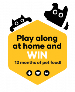 Petbarn – #PetbarnSeeThechange – Win 12 months of pet food