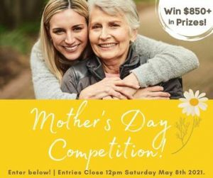 Sequins and Sand – Win a Mother's Day prize pack valued over $800
