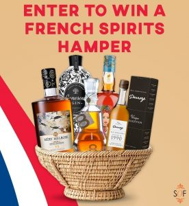 Spirits of France – Win a French Spirits prize pack