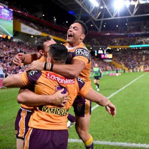 Visit Brisbane – Win 3 #NRLMagicRound Brisbane double passes