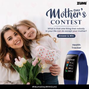 Zumi – Win a special gift for mum this Mother's Day
