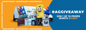 Appliance Giant – Win 1 of 10 prizes