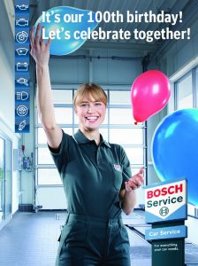 Bosch Auto Australia & New Zealand – Win 1 of 60 Visa gift cards valued at $250 each