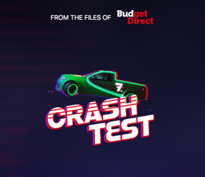 Budget Direct – Crash Test – Win a major prize of either $10,000 or F1 Experience prize package for 2 OR 1 of 52 daily prizes