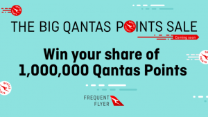 Channel Seven – Sunrise Qantas Points – Win 1 of 5 prizes of 200,000 Qantas points valued at over $8,000