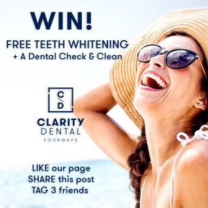 Clarity Dental Fourways – Win a Teeth Whitening prize pack