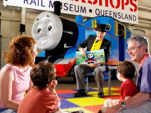 Discover Ipswich – A Day Out with Thomas – Win 1 of 2 Family passes to The Workshops Rail Museum