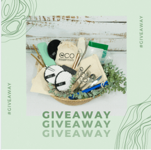 Eco Essentials – Win an Eco Essentials Ultimate prize pack